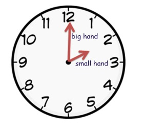 big hand small hand