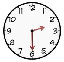 half past 2